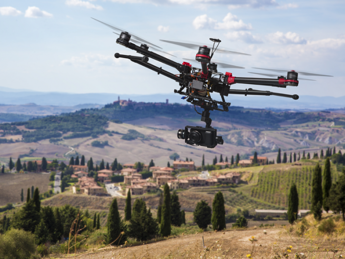 Drones (RPAS)