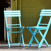 Blue seat twins/ ©Assistedliving / Life of pix/ www.lifeofpix.com